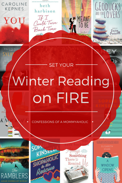 Set Your Winter Reading On Fire
