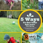5 Ways to Get Your Kids Active This Spring
