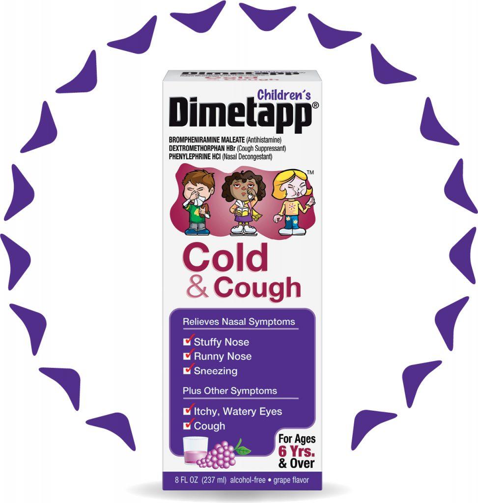Children's Dimetapp Mnemonic