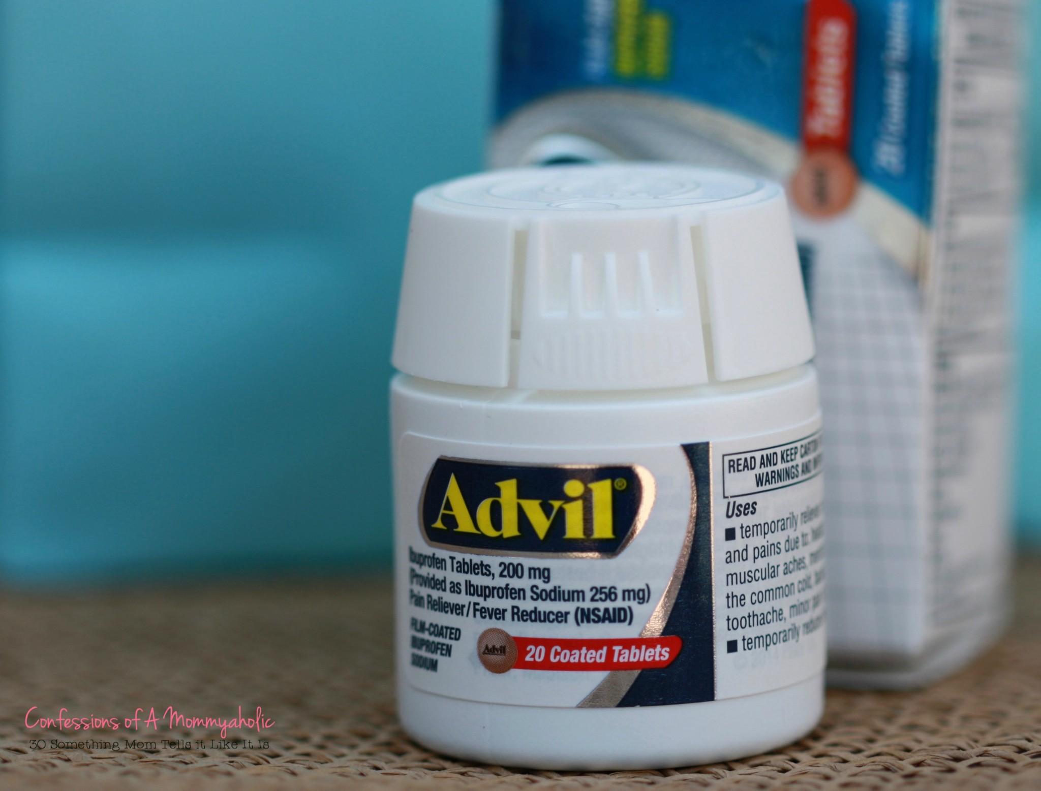 Advil Film Coated