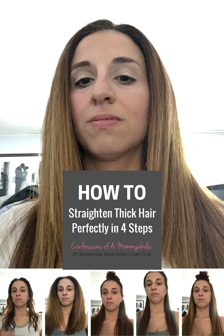 How to straighten hair 49