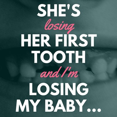 Losing Tooth