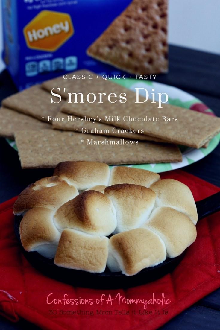 S'mores Dip Recipe