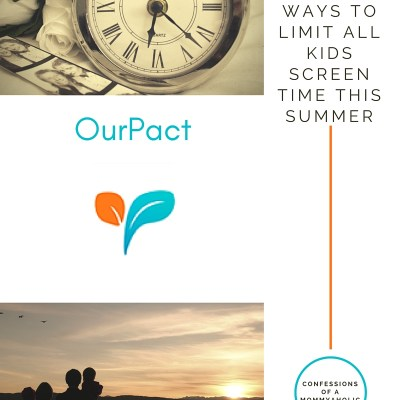 5 SureFire ways to limit all kids screen time this summer