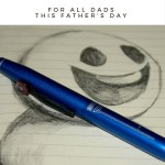 The #Writegift for All Dads This Father's Day