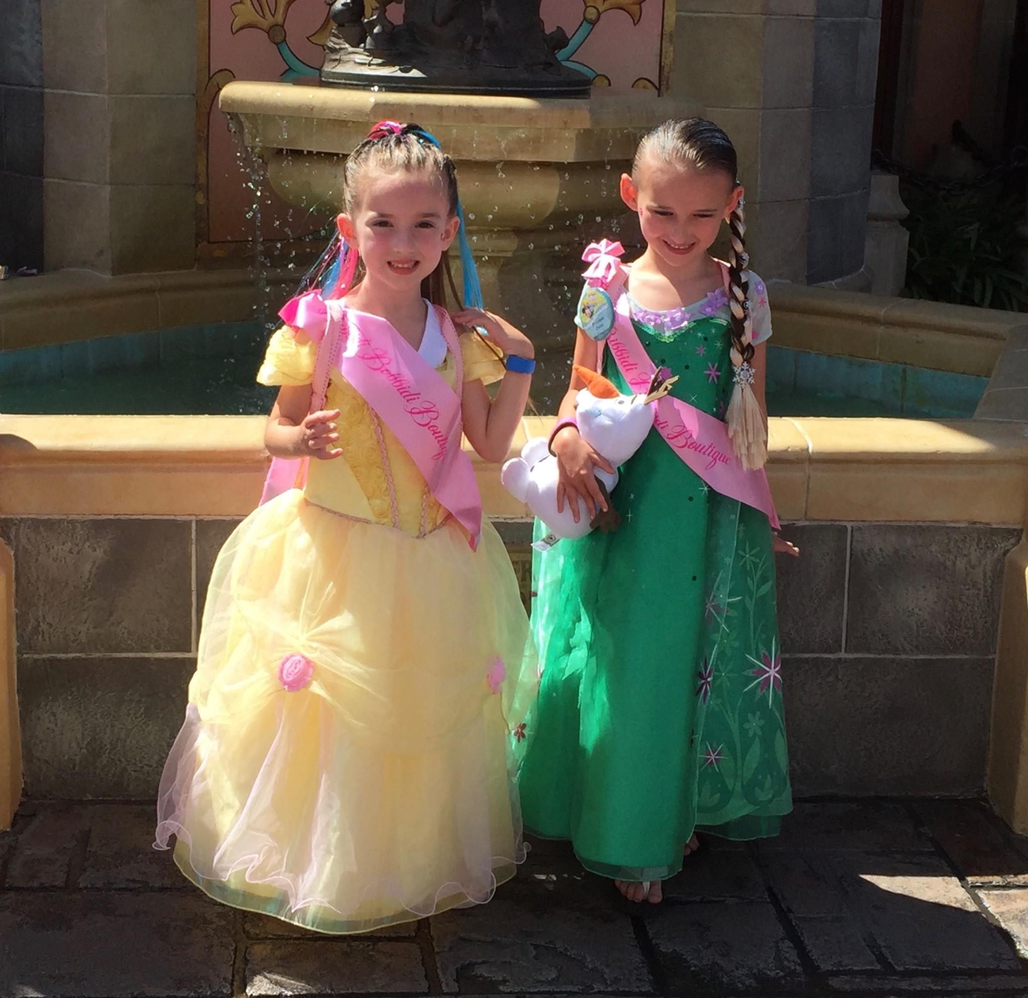 Bibbidi Bobbidi Boutique Princess Magic
