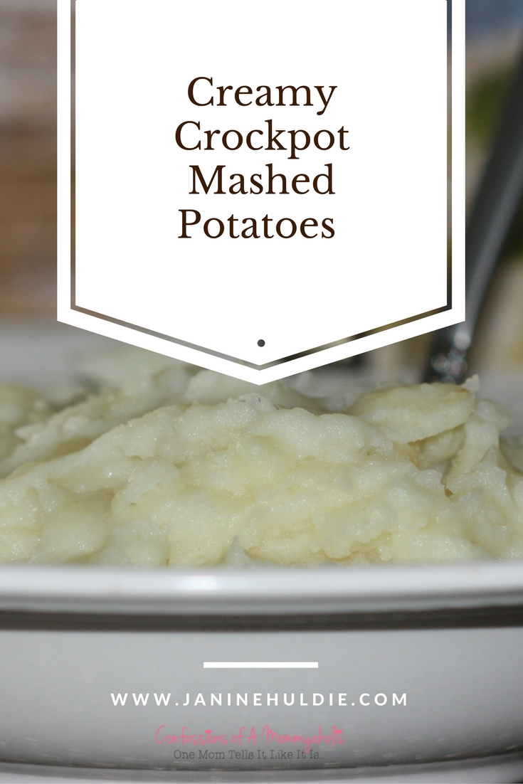 Creamy Crockpot Mashed Potatoes Recipe