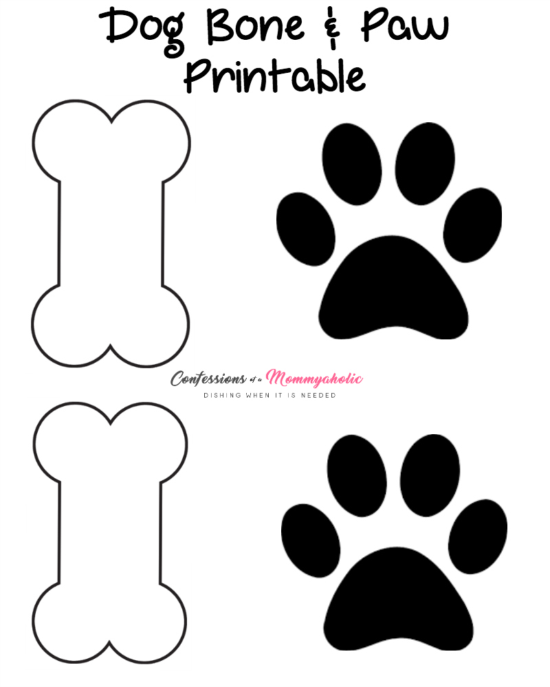 dog-bone-and-paw-printable
