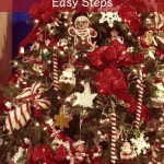 How to Decorate the Christmas Tree
