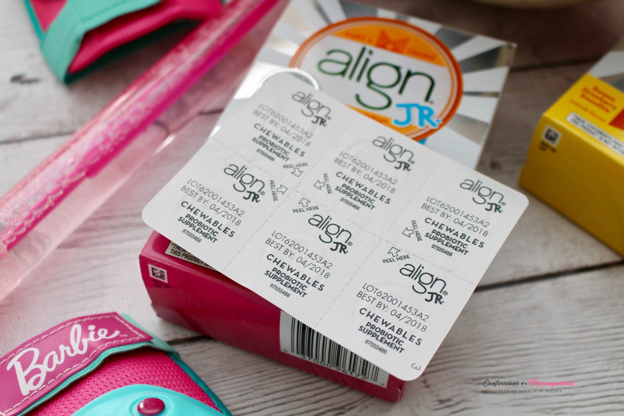 Align Jr Packaging