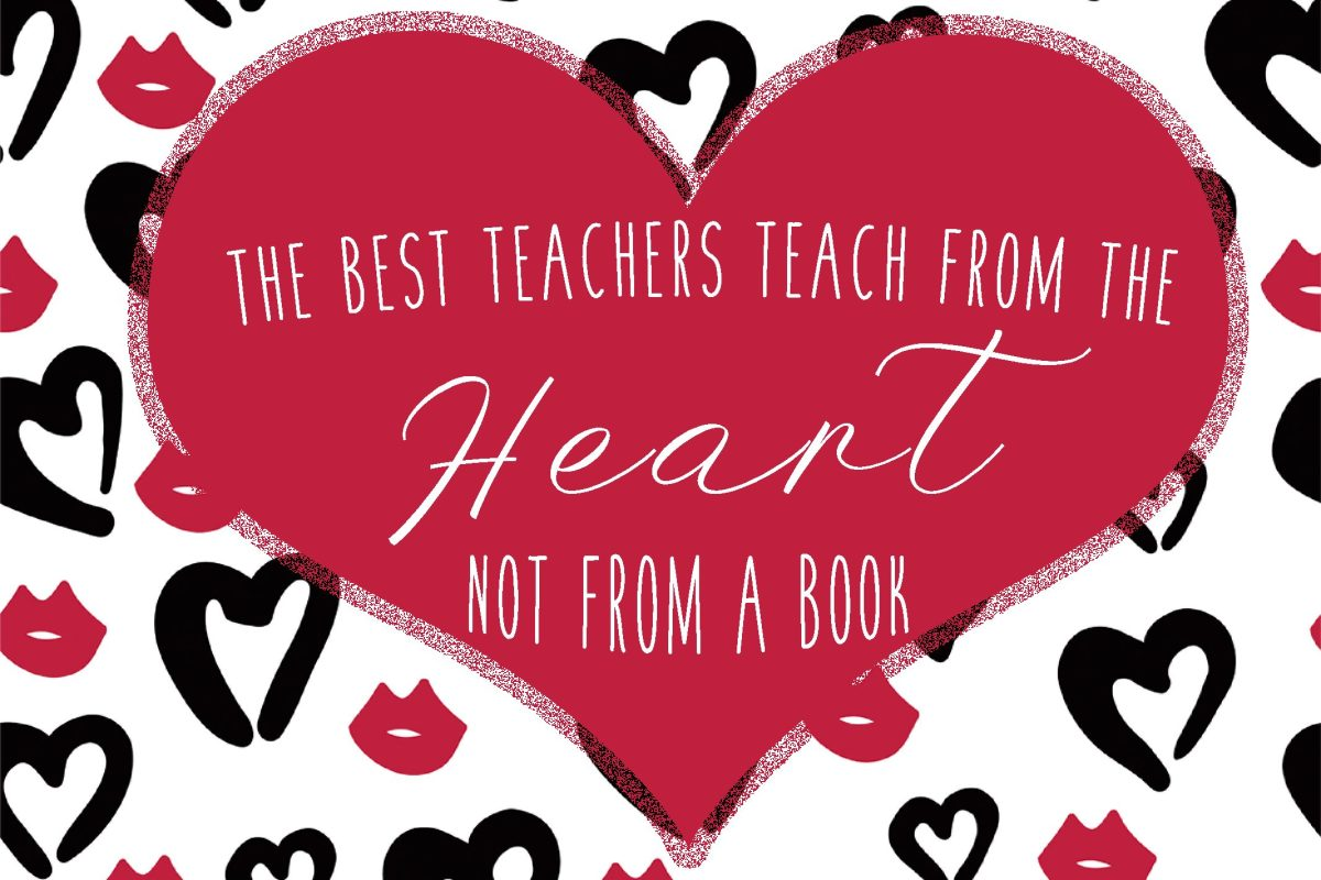 Valentine Printable Label for Teachers