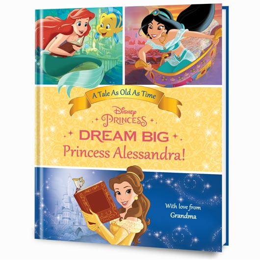3D COVER - Dream Big, Princess_ Belle's Special Edition