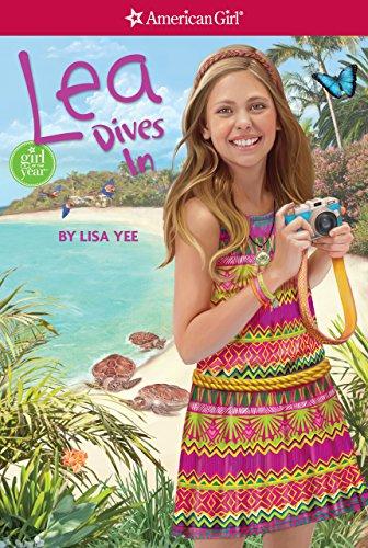 American Girl Lea Dives In
