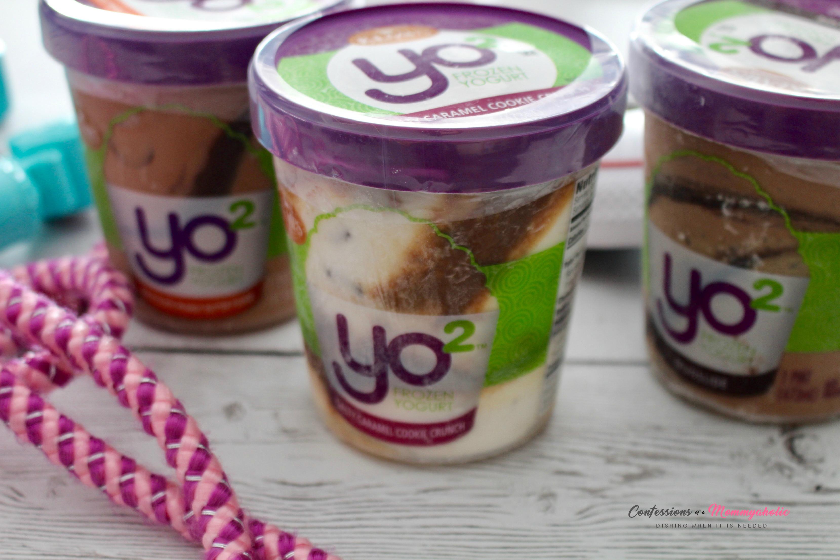 Kemps YO2 Frozen Yogurts