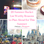 20 Rewarding Summer Bucket List Worthy Reasons to Plan Ahead for This Summer