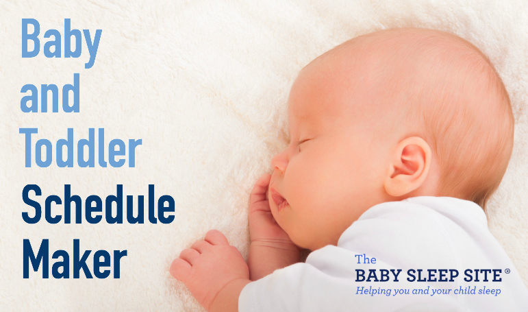 Baby-Toddler-Schedule-Maker