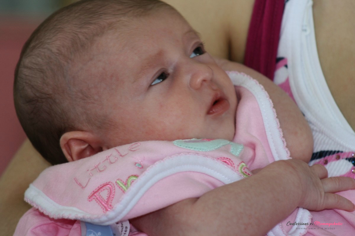 Emma newborn pic