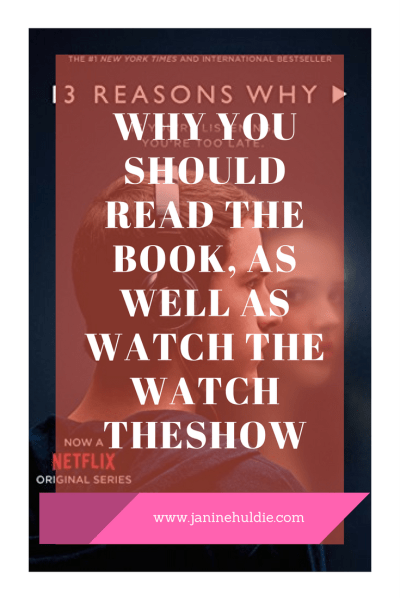 Why You Should Read the Book, As well As Watch The Watch TheShow