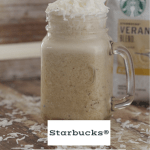 Starbucks® Pina Colada Iced Coffee Recipe