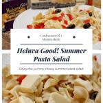 Heluva! Good Summer Pasta Salad