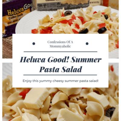 Heluva Good! Summer Pasta Salad