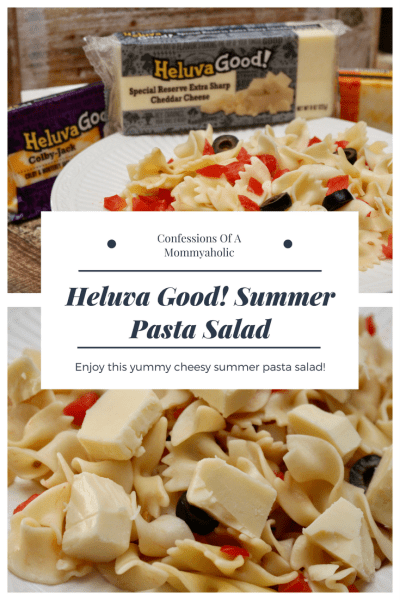 Heluva Good! Summer Pasta Salad