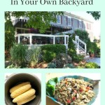 How to Plan a Kid Friendly Picnic in Your Own Backyard TSSBH