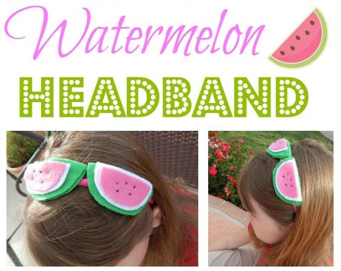 Watermelon Headband, This Mom's Confessions