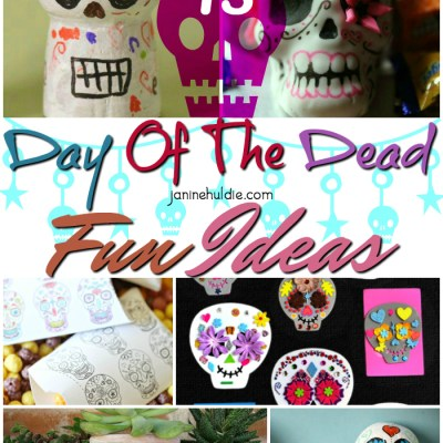 15 Day of the Dead Fun Ideas