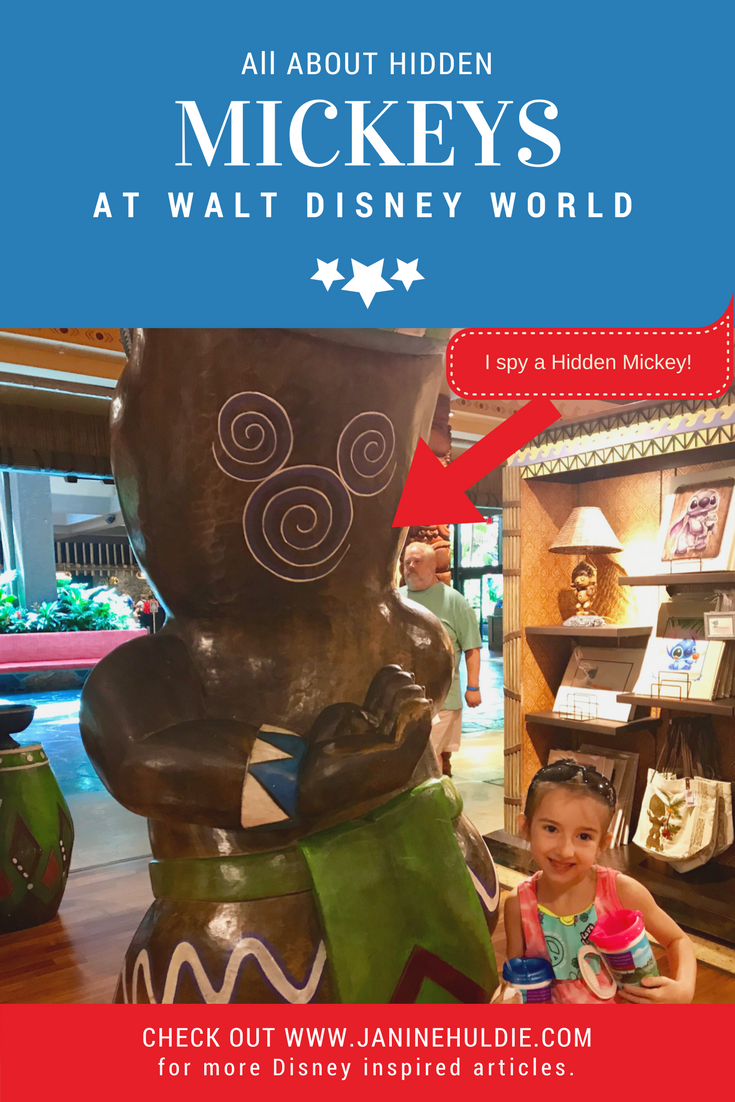 All About Hidden Mickeys at Walt Disney World