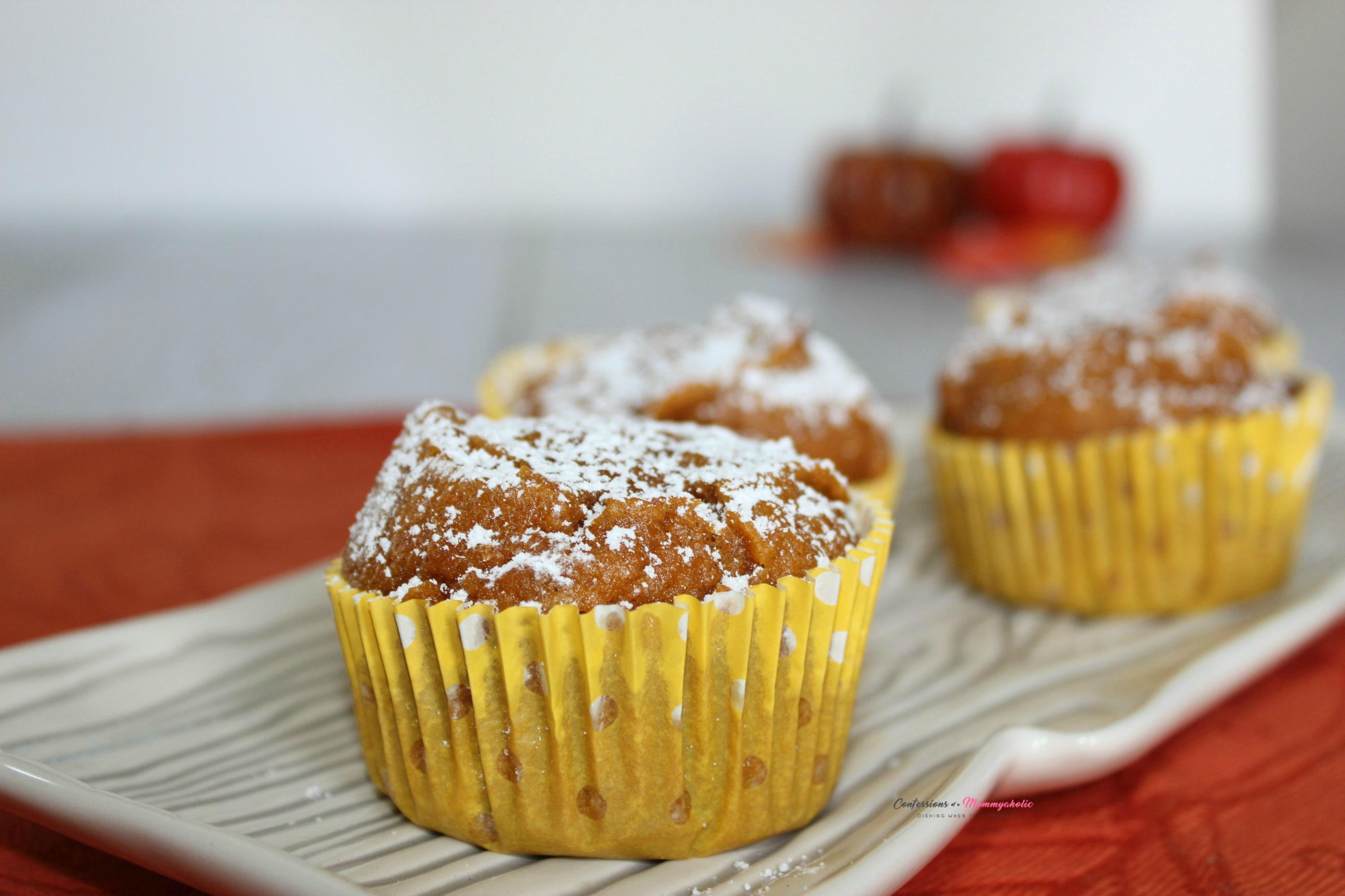 Pumpkin Spice Muffins 3