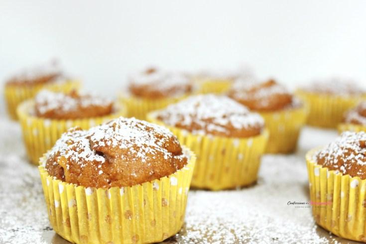 Pumpkin Spice Muffins 5