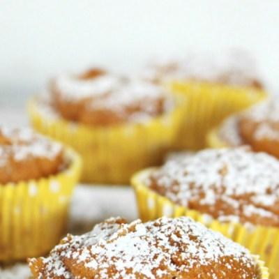 Quick and Easy Pumpkin Spice Muffins Recipe