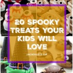 20 Spooky Treats Your Kids Will Love
