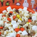 Halloween Snack Mix Horizontal