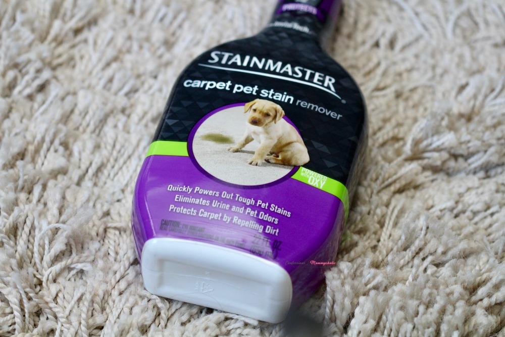 Stainmaster closeup