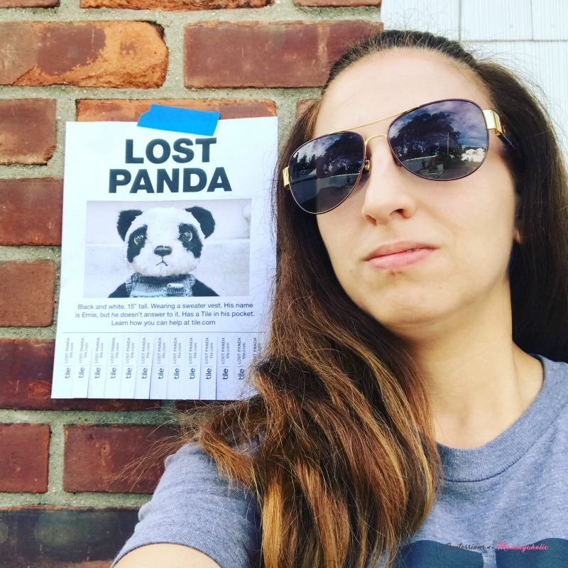 Me with Tile Lost Panda
