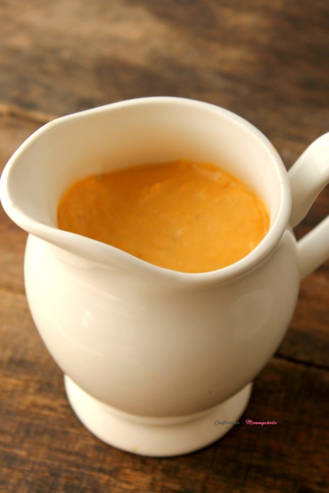 Pumpkin Spice Latte Creamer in Container