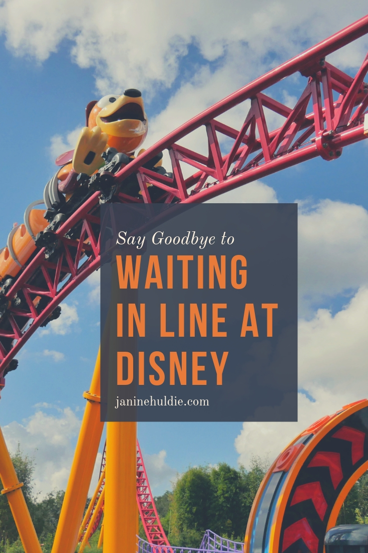 Say Goodbye to Waiting in Line At Disney 2
