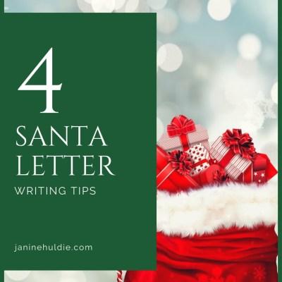 How to Write Santa in 4 Easy Steps + FREE Santa Letter Printable
