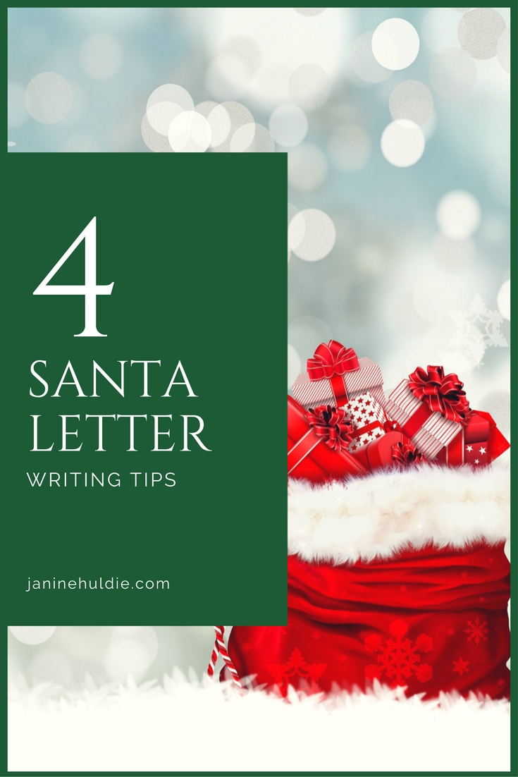 How To Write Santa In  Easy Steps  Free Santa Letter Printable