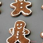 Gingerbread Man Cookies 4