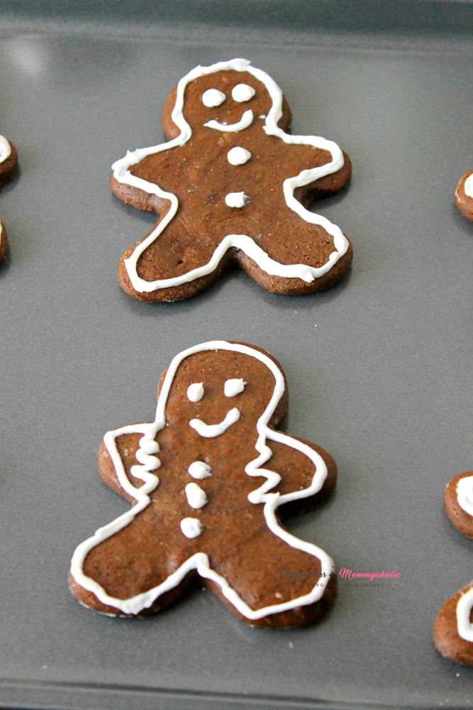 Gingerbread Man Cookies 4