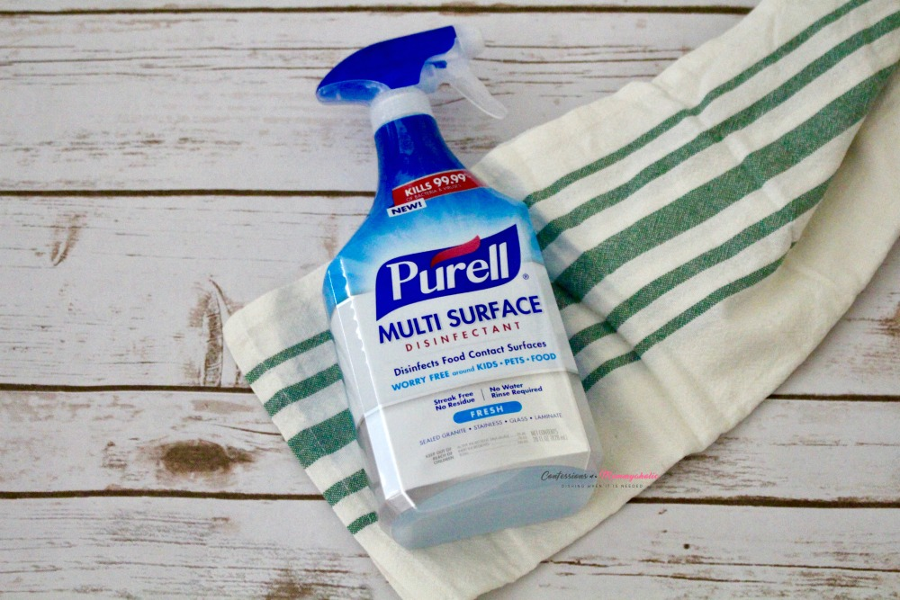 PURELL Multi Surface Disinfectant Horizontal 2