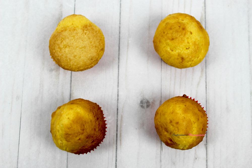 Santa Cupcakes Recipe Step 1