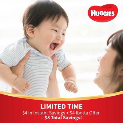 Huggies Instant Savings at Sam's Club Promo