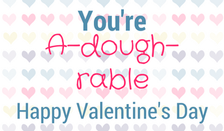 A-dough-rable Label
