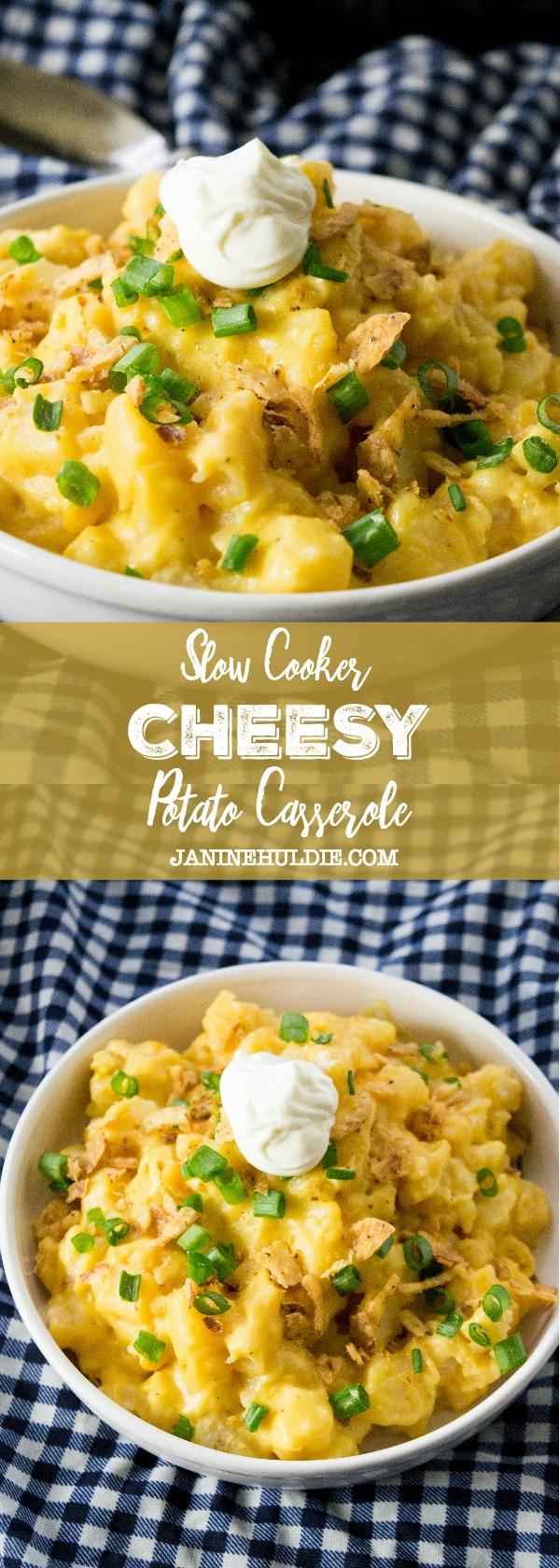 cheesy potato casserole, This Mom's Confessions