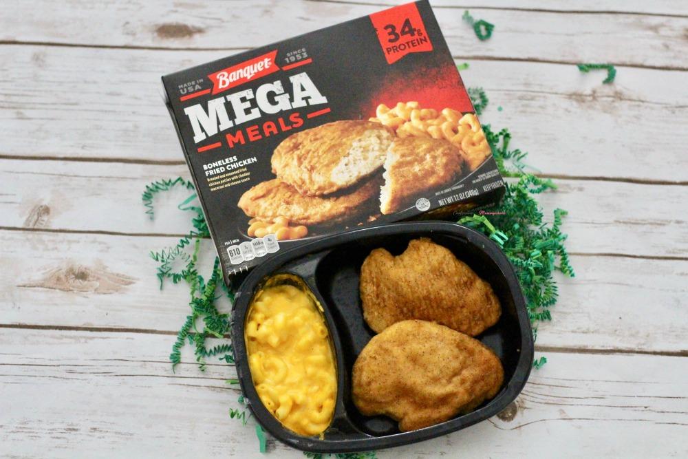 Banquet Mega Meals Cooked