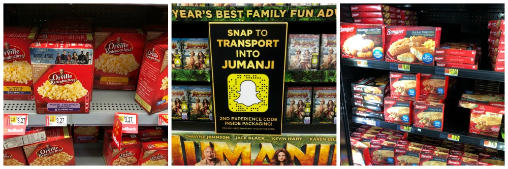 Jumanji Movie Products Walmart